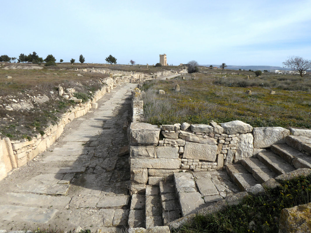 Visiting The Archaeological Site of Mactaris, Makthar | Tunisia