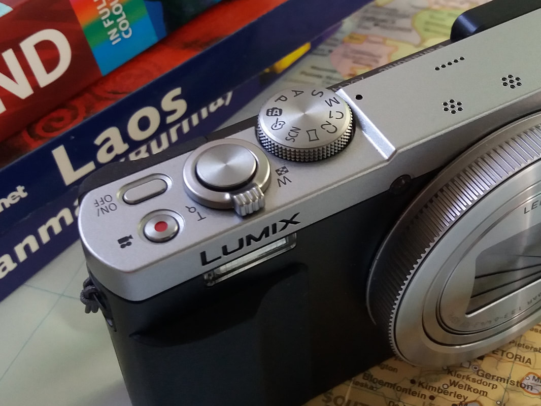Lumix TZ70 Panasonic camera